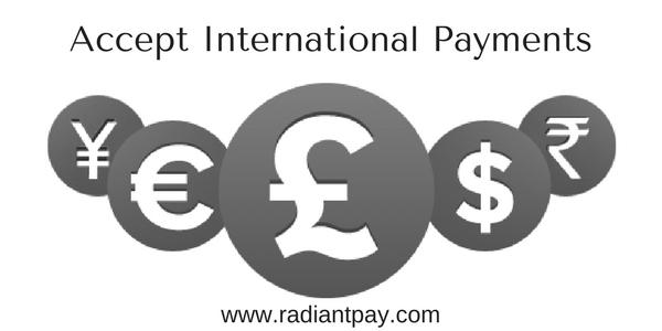 Accept International Payments