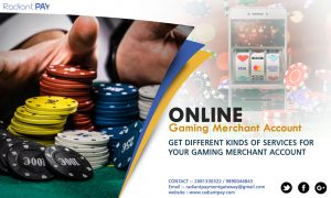 Online Gaming Merchant Account