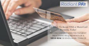 RAdiantpay High Risk