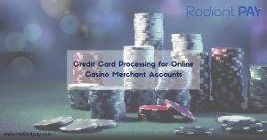 RAdiantpay casino Merchant Account