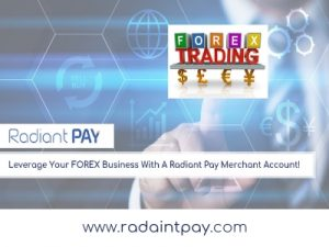 Radiant Pay Forex Merchant Account