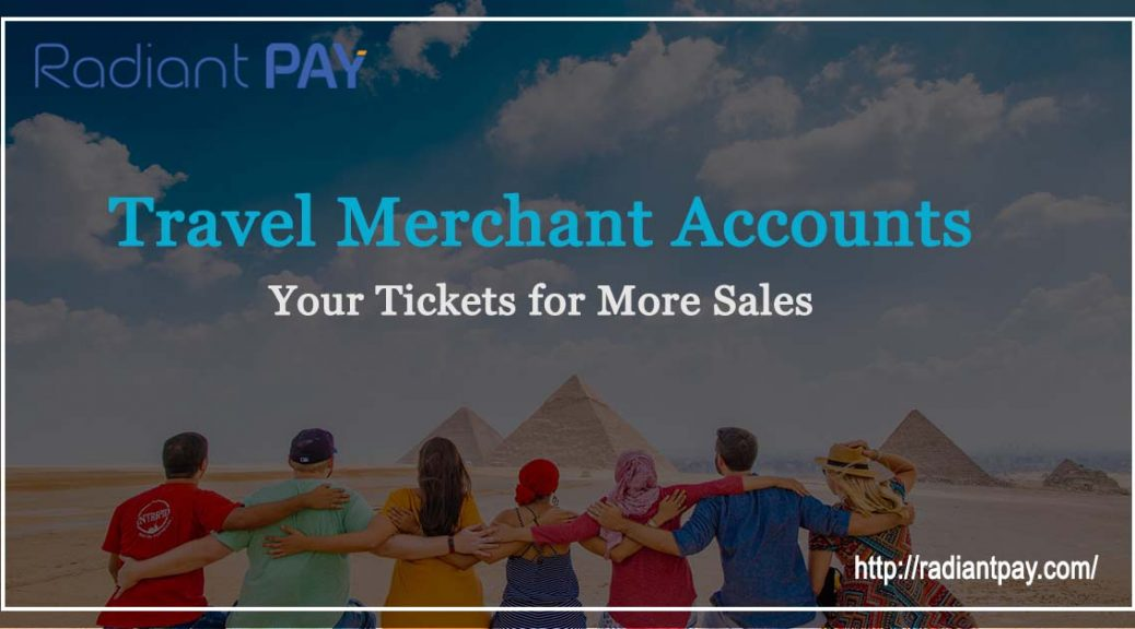 Travel Merchant Accounts in London