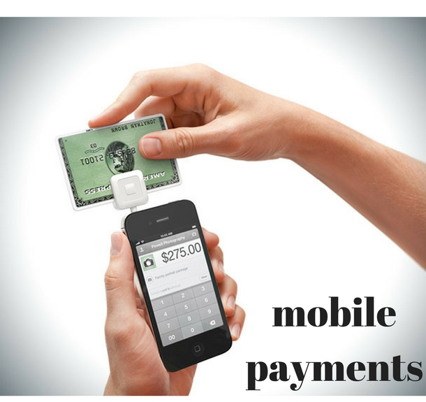 mobile payment and acceptance in UK